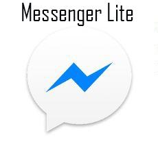 Facebook messenger-lite
