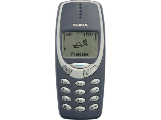 Re-launch of Nokia 3310