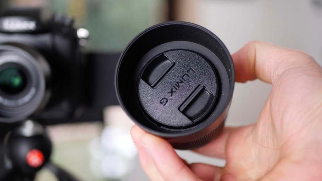 The Panasonic 25mm f/1.7 Lens