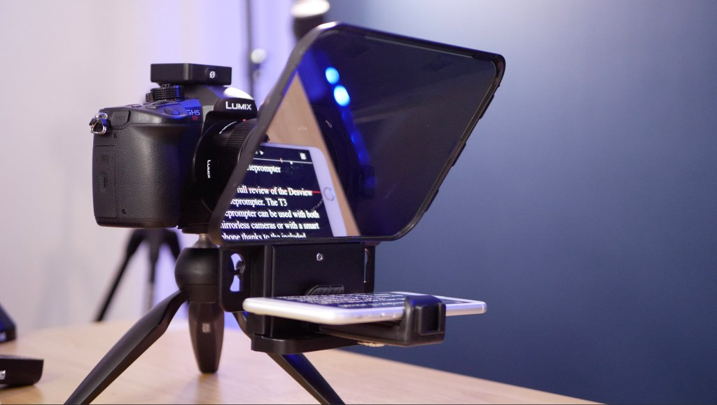 Desview T3 Teleprompter