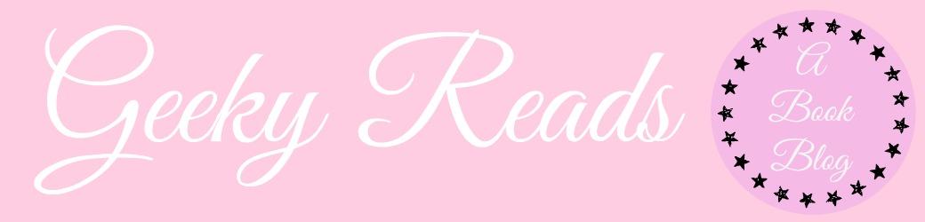 Geeky Reads Blog