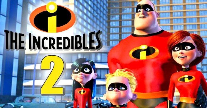 Here S Our Very First Look At The Incredibles 2 Characters Geeky Reporter