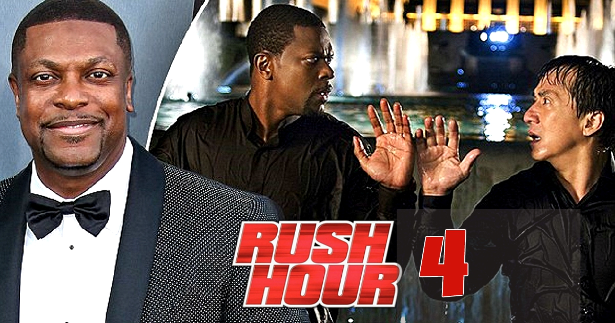 Actor Chris Tucker Has Confirmed A Rush Hour 4 Movie