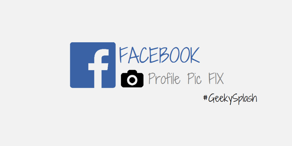 How to Change your Facebook Profile Picture without Cropping