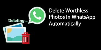 How To Delete Worthless Photos In WhatsApp Automatically