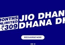 Reliance Jio new tariff plans announced,