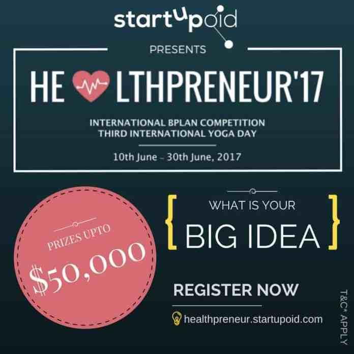 Healthpreneur 17