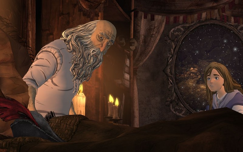 King's Quest To Get a Sequel King's Quest IX on July 28th 2015.