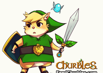 Churbles Zelda Inspired Action RPG with Cute Anime Style Hamsters