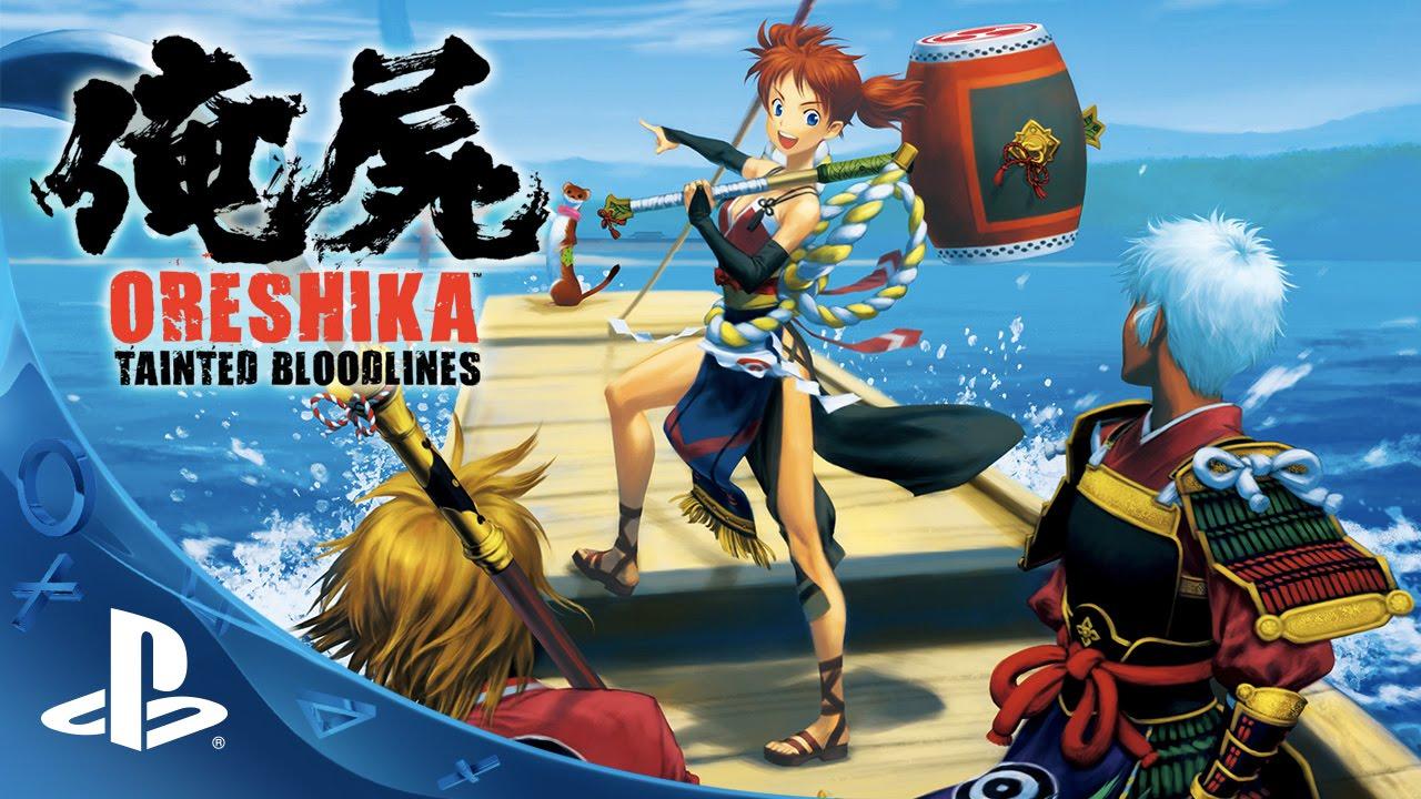 oreshika | oreshika 2 | tainted bloodlines | ps vita | ps tv | multi generational | jrpg | offspring | breeding | generations