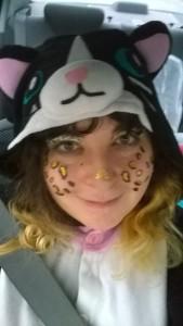 Halloween 2014 | Black Cat | Kigurumi | Costume | Kigurumi Shop | Sazac