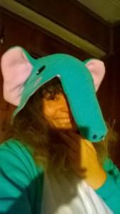 Halloween 2015 | Elephant | Kigurumi | Costume