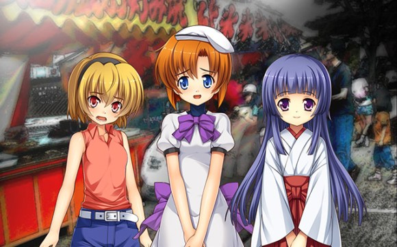 Higurashi, Watanagashi, Chapter 2, Preorder, Higurashi Chapter 2, Higurashi Chapter 2 Watanagashi, Higurashi Chapter 2 Watanagashi Preorder, Visual Novel, Kinetic Novel, Anime