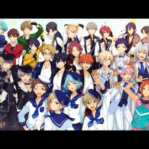 Ensemble Stars | Dating Sim | Stat Raising Sim | Trading Card Game | IOS | Android | Anime | Game