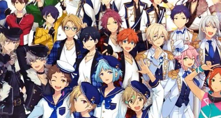 Ensemble Stars   Dating Sim   Stat Raising Sim   Trading Card Game   IOS   Android   Anime   Game