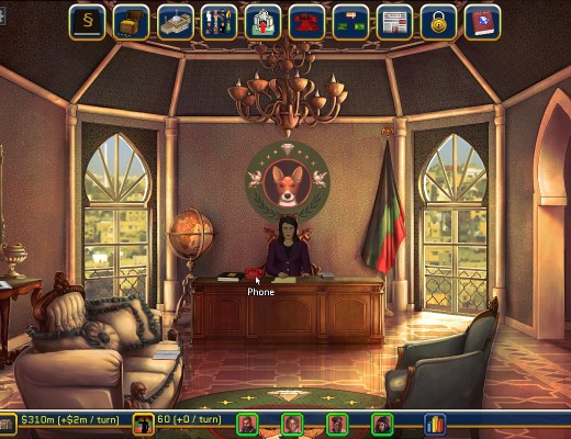 Rogue State | PC Game Review | Political Simulation | Indie Game