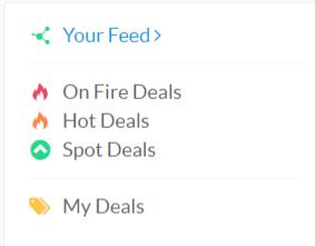 Earn Points For Spotting Deals on Dealspotr