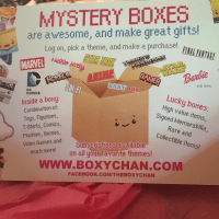 Boxychan Anime Box - June Unboxing Photos and Review - Monthly Subscription Box for Anime and Manga Fans