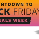 Countdown to Black Friday with New Deals Every Day on Amazon