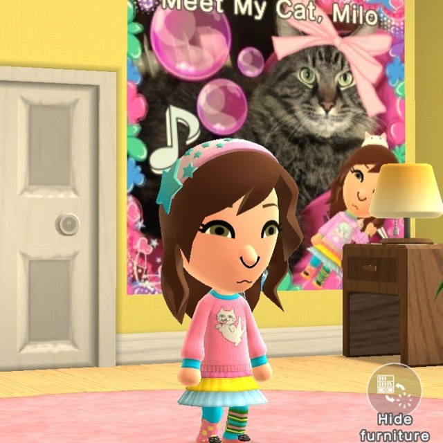 Nintendo Miitomo Mobile Game Just Got a Huge Update That Lets You Send DMs, Decorate Your Room, and Use Multiple Miis