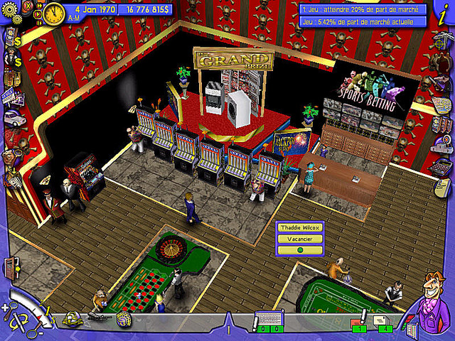 Sim casino games margaritaville casino biloxi