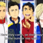 Yuri!!! on Ice Anime Review