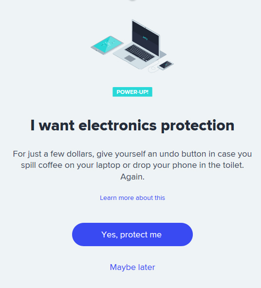 Electronics Insurance