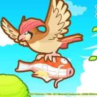 Magikarp Jump - Free Mobile Virtual Pet Pokemon Game Review for IOS and Android