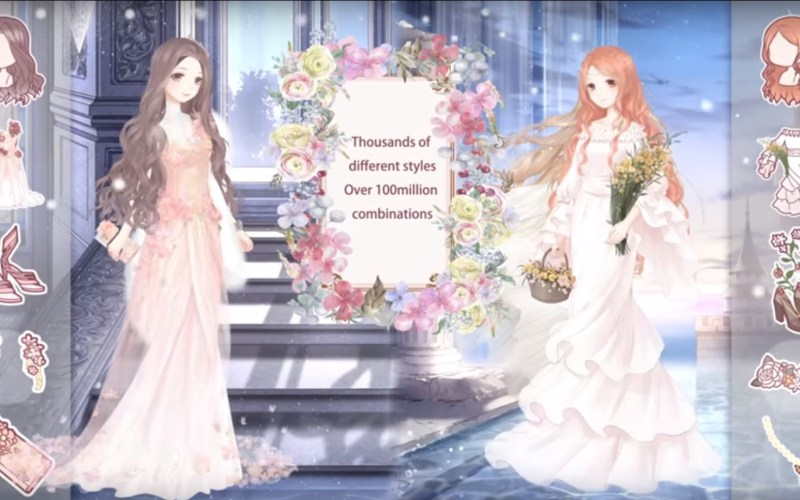 love nikki dress up queen anime mobile dressup game