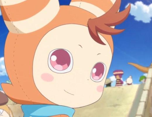 Pop in Q Anime Movie