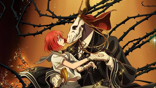 Ancient Magus Bride Anime Review