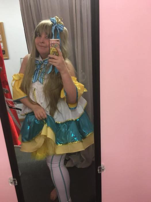 My Love Live Snowbird Kotori Cosplay Costume