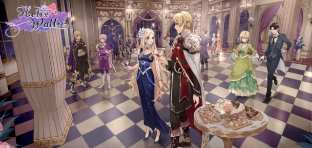 Helix Waltz Review Casual Fashion Dressup Mobile Game Like Nikki Dressup Queen