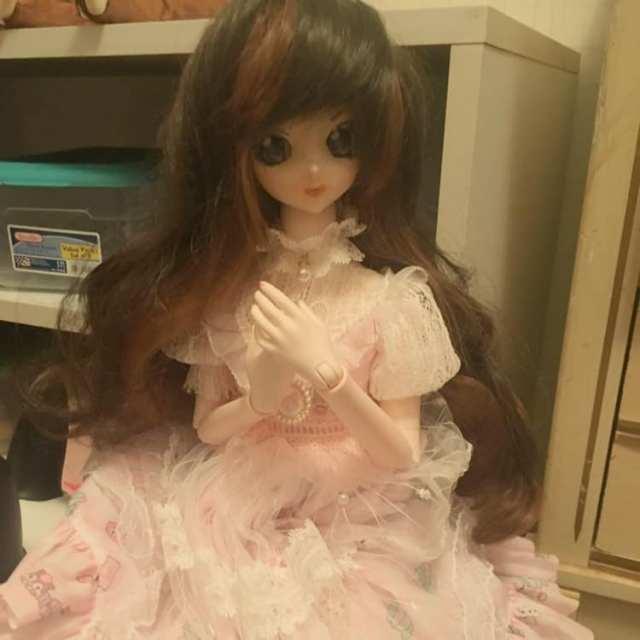 Dream Fairy Body Dollfie Dream Head Hybrid