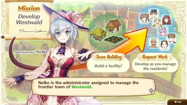 Nelke & The Legendary Alchemists Ateliers Of The New World Gameplay
