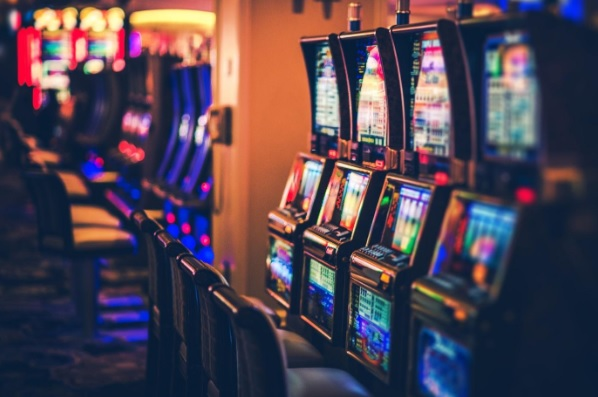 The Origins of the Slot Machine