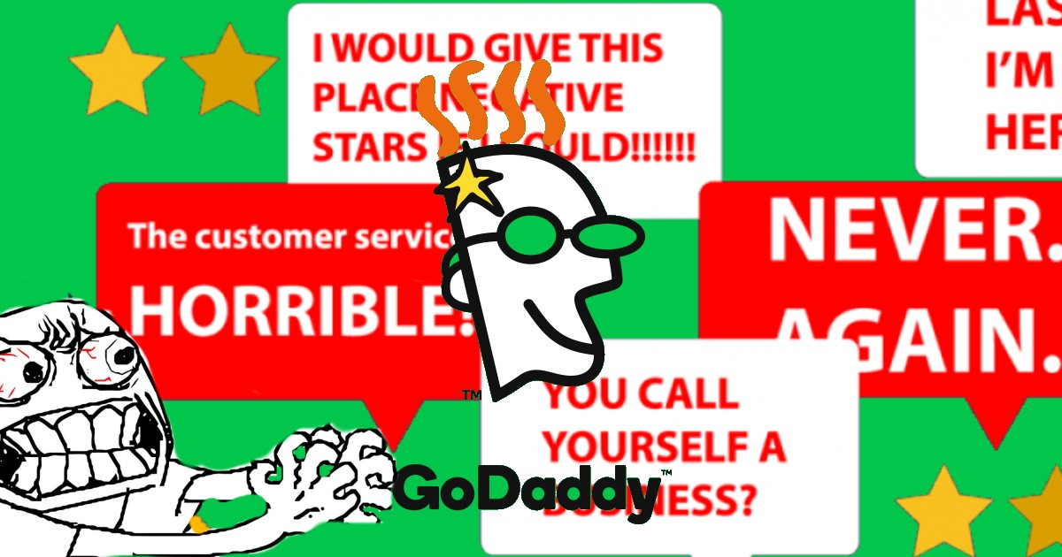 Godaddy Sucks