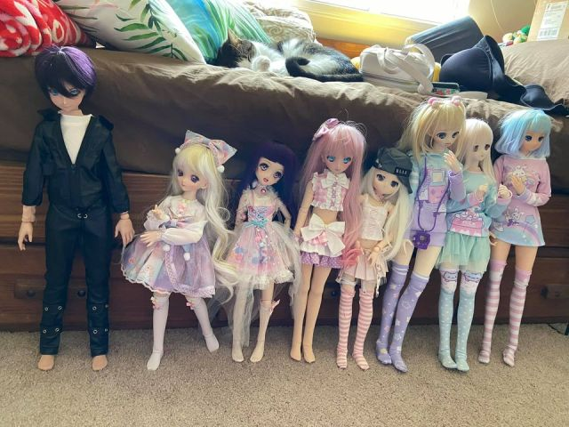 Doll Review – Volks Dollfie Dream – Dream Choice – Dollfie Dream Brown Skin Boy – Proxy Japan Doll Direct Review