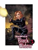 A Client as Black Widow