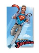 A Client as Superman
