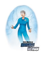 A Client as the Invisible Woman