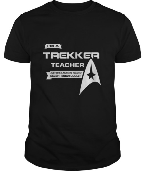 Trekker Teacher Shirt