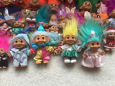 vintage-lot-of-70-trolls-bride-groom-rollerblader-_1