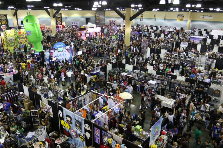 Over 40K fans strong descended on Puerto Rico Comic Con 2016 over three days