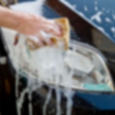 Washing Your Car by Hand