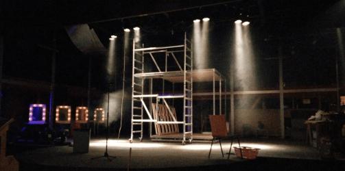 Vernieuwingen van de zaal in 2016 - 't Geels Volkstoneel - De Voljeir