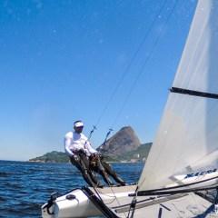 Rion purjehduksessa lukuisia suomalaisia – toistuuko Lontoon mitalli?