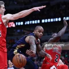 Markkanen jatkoi tasaista pistetehtailua – Bulls katkaisi tappioputken