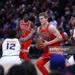 Bulls jatkoi voittojen tiellä – Markkanen nousi esiin ottelun ratkaisuhetkillä