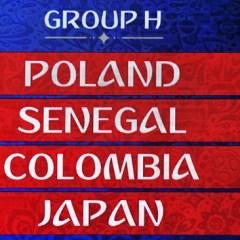 FIFA MM-kilpailut: Esittelyssä lohko H
